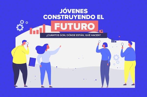 Get Jcf Jovenes Construyendo El Futuro Plataforma Background