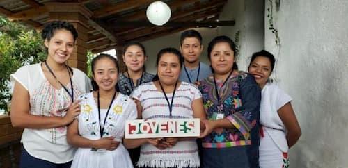 Programa Jovenes construyendo el Futuro en Guanajuato