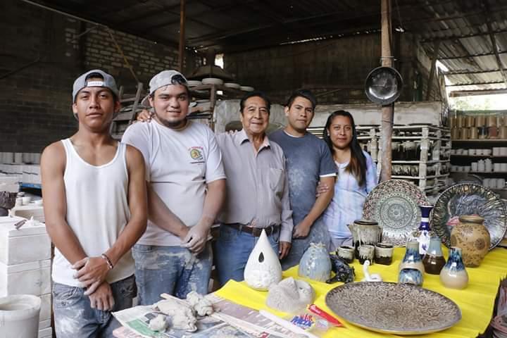 Aprendices Programa Jovenes Construyendo el Futuro en Campeche