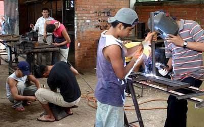 Becas para Jovenes construyendo el futuro Tlaxcala