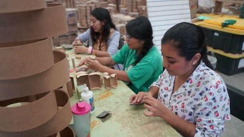 Programa jovenes construyendo el futuro Chiapas